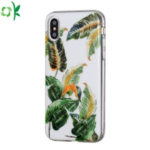 Popular Transparente Impresso PC Phone Case Atacado