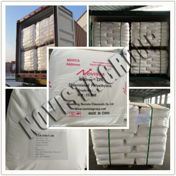 Factory supply high performance Chlorinated polyethylene (CPE135A)!