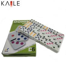Ensemble de jeu professionnel Domino Double 6