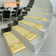 Tapis d'escalier imprimé