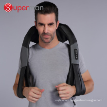 Hot selling products infrared kneading shiatsu neck and shoulder massager