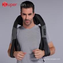 Produtos de venda quentes infravermelho amassar shiatsu pescoço e ombro massager