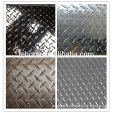 5-bar Aluminum Checker Plate Material estratificado laminado de base