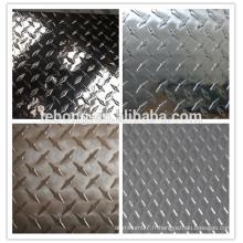 Plaque de vernis en aluminium à 5 barres Matériau de base stratifié en stuc