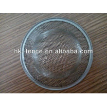 covered edge filter wire mesh cup (professional factory)