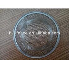 copo coberto da rede de arame do filtro da borda (fábrica profissional)