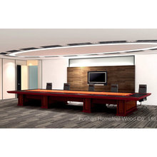 Premium Grade Office Wooden Conference Table (HF-Ltd080)