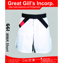 100% polyester Fabric / mma shorts with sublimation /MMA Short