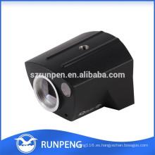 La aleación de aluminio a presión la vivienda de la cámara CCTV de la fundición