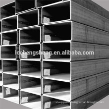 square steel pipe good quality zinc coat seamless square tube galvanized factory price