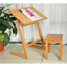 Cheap Bamboo Occassional Folding Desk for Furniture