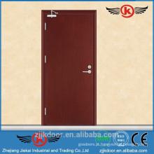 Design de porta de segurança JK-FW9102 com churrasqueira / design de porta de madeira no Paquistão