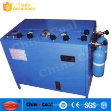 Equipamento de bomba de enchimento de oxigênio elétrico de alta pressão AE102A