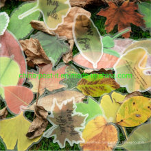 Fallen Leaves DIY Diary Book Decorating Sticker Package