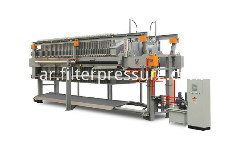 Sweage Membrane Filter Press