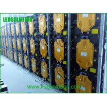 Panel de pantalla LED de alquiler fundido a presión de 640X640 mm P5 para interiores