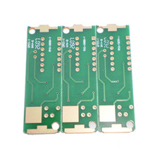 Double-sided PCB with Green Solder Mask and Immersion Gold