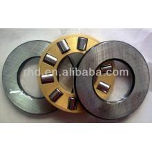 Ensemble de rouleaux et cages cylindriques axiaux à une seule direction à double rangée pour une combinaison avec rondelle à roulement axial 89317M