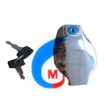 Motorcycle Parts Motorcycle Fuel Tank Cap for Rx100