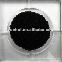 0,9 mm Zylindrische Aktivkohle auf Kohlebasis für Katalysatorträger oder Katalysator ZZ09