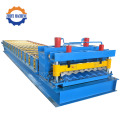 Fully Automatic PPGI Glazed Steel Tile Machine Zhiye