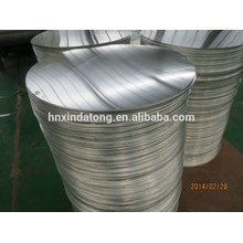 Suministro de círculos de aluminio anodizado DC para fabricantes de utensilios de cocina