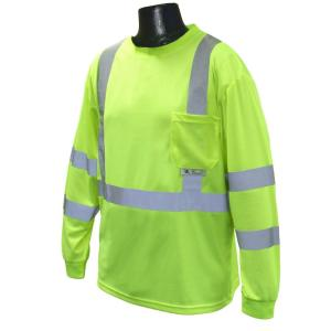 high visibility polo long sleeve shirt