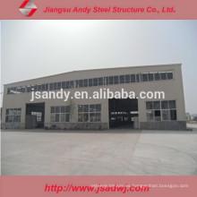 Estructura de acero de diseño Estructura de acero prefabricada de gran escala Almacén