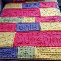 Wholesale Knitting Crochet Pattern For Baby Blanket