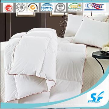 Hotel Quilt 90% белое пуховое одеяло на утином пуху