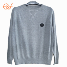 Pure Color Men Sports Sweater Korean Sweater