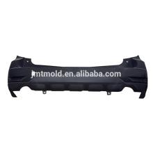 Durable en usage adapté aux besoins du client en plastique jouet utilisé Bateau Bunper automatique moule