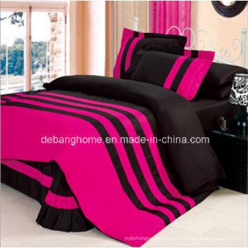 Großhandel Tröster Sets Bettwäsche modische Baumwolle Bettwäsche-Set
