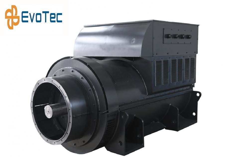 Alternator With PMG
