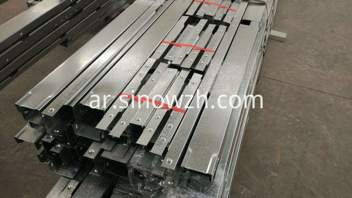 Light steel keel