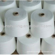 100% algodão gaseado com fio mercerizado