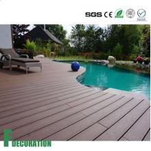 Konkurrenzfähiger Preis verschiedene Farben Anti UV Holz Kunststoff Composite Deck