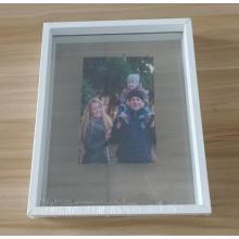 Cadre photo en bois