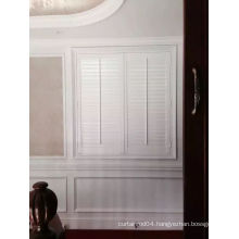 Solid Wood Shutters in Office (SGD-S-5058)