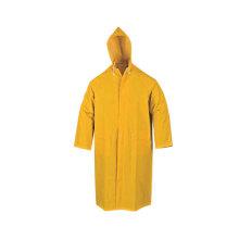 PVC / Polyester Arbeitskleidung Regenmantel (RWB02)