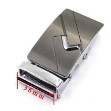 Fivela de cinto de metal automático de alta qualidade