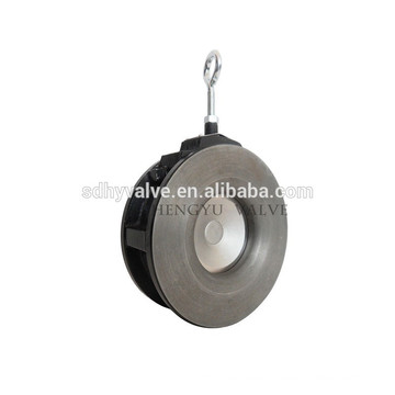 single plate/disc wafer swing check valve