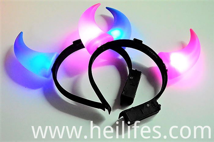 Light Toys for Headwear