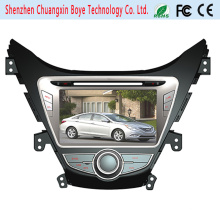 Bluetooth Phone Support Car DVD Player for Hyundai Elantra 2012