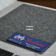 Tejido de lana tejida en Inglaterra para abrigos