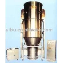 Granulador de secado por pulverización utilizado en gránulos de cápsulas