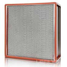 Filtre à air H13 Hepa pour système de ventilation