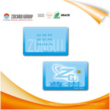 Cartões impressos fábrica do PVC de Cr80 30mil