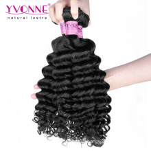 Top Grade Cambodian Deep Wave Virgin Human Hair
