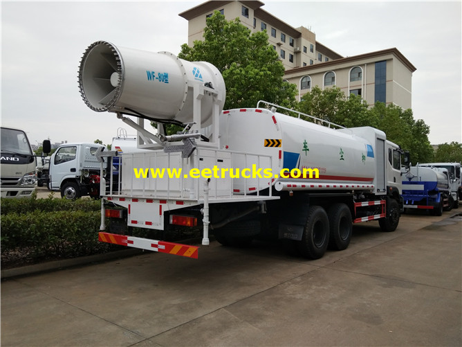 Dust Control Sprayer Vehicles